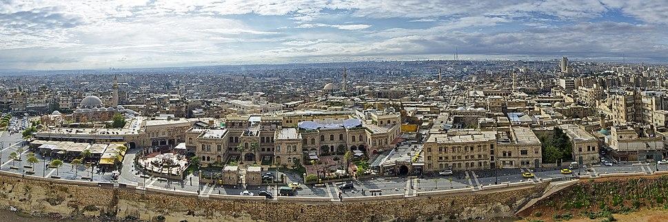Aleppo old city image