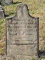 Alexander (Joseph), Bethany Cemetery, 2015-08-30, 01.jpg
