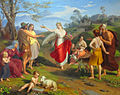 Alexander Bruckmann Allegorie des Fruehlings 1842.jpg
