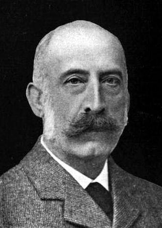 Alexander von Benckendorff (1849-1917) - Count Benckendorff