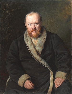 The Snow Maiden - Aleksandr Ostrovsky (1823–1886) wrote the drama The Snow Maiden in 1873.