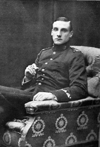 Infante Alfonso, Duke of Galliera - Image: Alfonso de Orleans, de Franzen