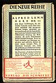 Alfred Lemm-Mord, 2 Bände, Roland 1918-Schmiede.jpg