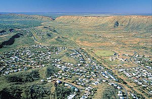 Solar Cities in Australia - Alice Springs, located around the Simpson Desert, is one of the five nominated regions in Australia to become a solar city.