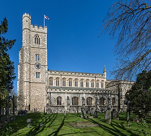 All Saints Church, Fulham - Image: All Saints Church, Fulham, London Diliff