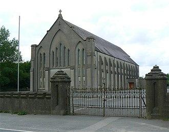 Allenwood, County Kildare - Allenwood church, built in 1954