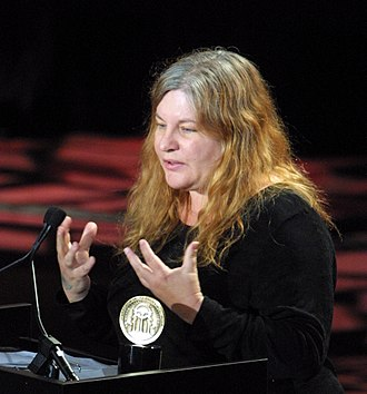 Allison Anders - Allison Anders at the 61st Annual Peabody Awards (2002)