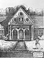 Almshouses at Milton, Dorset. Wellcome L0003046.jpg