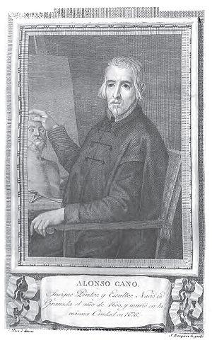 Cano, Alonso (1601-1667)