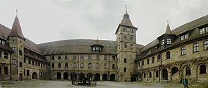 University of Altdorf - The University building in the year of 2014 (Altenheim)