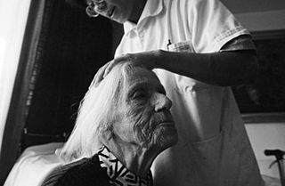 Home care in the United States supportive care provided in the home by non-health personnel, in contrast to home health care