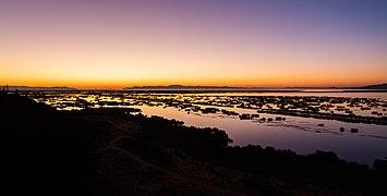Amanecer en el lago Titicaca, Puno, Perú, 2015-08-01, DD 02.JPG