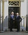 Ambassador Johnson meets Chancellor Hammond (36816949671).jpg