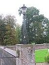 foto van Walmuren en lantarens van het bastion