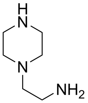 Aminoethylpiperazine