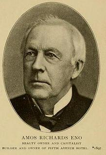 Amos Eno American merchant