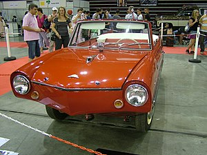 Amphicar 770, 1964 - Flickr - granada turnier.jpg