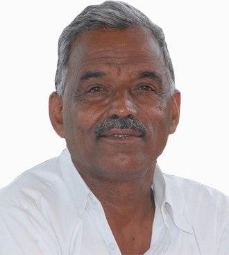 All India Kisan Sabha (Ashoka Road) - Amra Ram, Incumbent President of AIKS