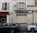 Ancienne enseigne, 23 rue du Val-de-Grâce, Paris 5e.jpg