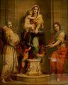 Andrea del Sarto - Madonna of the Harpies 1517 in Azerbaijan National Art Museum.jpg