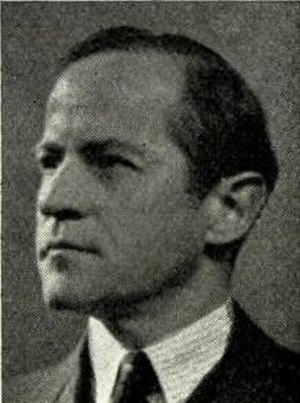 Andreas Backer - Andreas Backer, from a 1939 student anniversary book