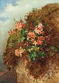 Andreas Lach (att.) - Alpine Rose on a Mountain Slope.jpg