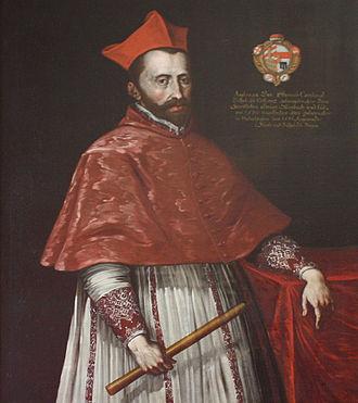 Margrave Andrew of Burgau - Cardinal Andrew of Austria