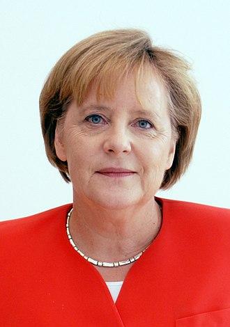 40th G7 summit - Image: Angela Merkel Juli 2010 3zu 4 cropped