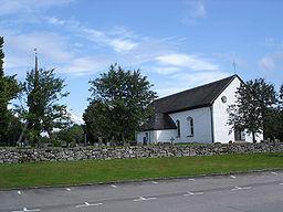 Angelstads kirke.