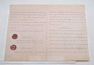 Anglo-Japanese Alliance - Anglo-Japanese Alliance, 30 January 1902. Diplomatic Record Office of the Ministry of Foreign Affairs (Japan).