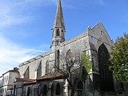 Angoulême - Chapelle des Cordeliers