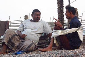 Soqotri people - Soqotri men