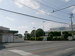 Anritsu-corp head office 2013.JPG