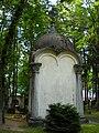 Antakalnis cemetery orthodox private chapel.JPG