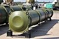 Antey-2500 missile 9M83ME - rear.jpg