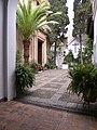 Antiguo Convento de Nuestra Señora de la Paz. Atrio.jpg