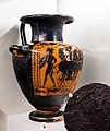 Antimenes Painter - ABV extra - fight - warriors departing or fighting with chariot - Roma MNEVG 63612 - 01.jpg