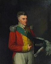Anton von Sachsen on a painting by Carl Christian Vogel von Vogelstein, 1827