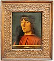 Antonello da messina, ritratto di giovane, 1474.JPG