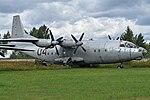 Antonov An-12BP '04 red' (38630572275).jpg