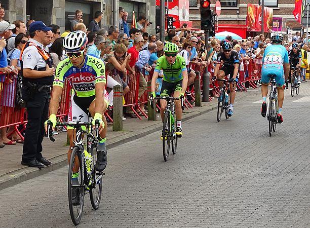 Antwerpen - Tour de France, étape 3, 6 juillet 2015, départ (227).JPG