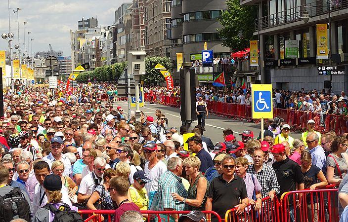 Antwerpen - Tour de France, étape 3, 6 juillet 2015, départ (281).JPG
