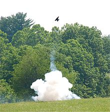 Fired Up >> Anvil firing - Wikipedia