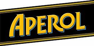 Aperol - Image: Aperol Logo