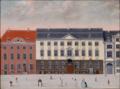 Apoteker Beckers gård i Købmagergade 1749.png