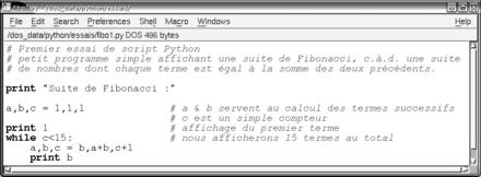 Programmation Python Editeurs Wikilivres