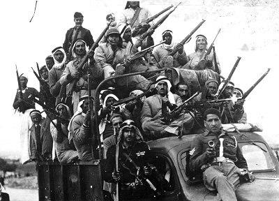 Arab volunteers