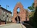 Arbroath Abbey ruins - geograph.org.uk - 526756.jpg