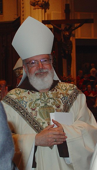 Roman Catholic Archdiocese of Boston - Cardinal Seán O'Malley, OFM Cap, Archbishop of Boston