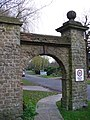 Archway into Ganghill - geograph.org.uk - 302365.jpg